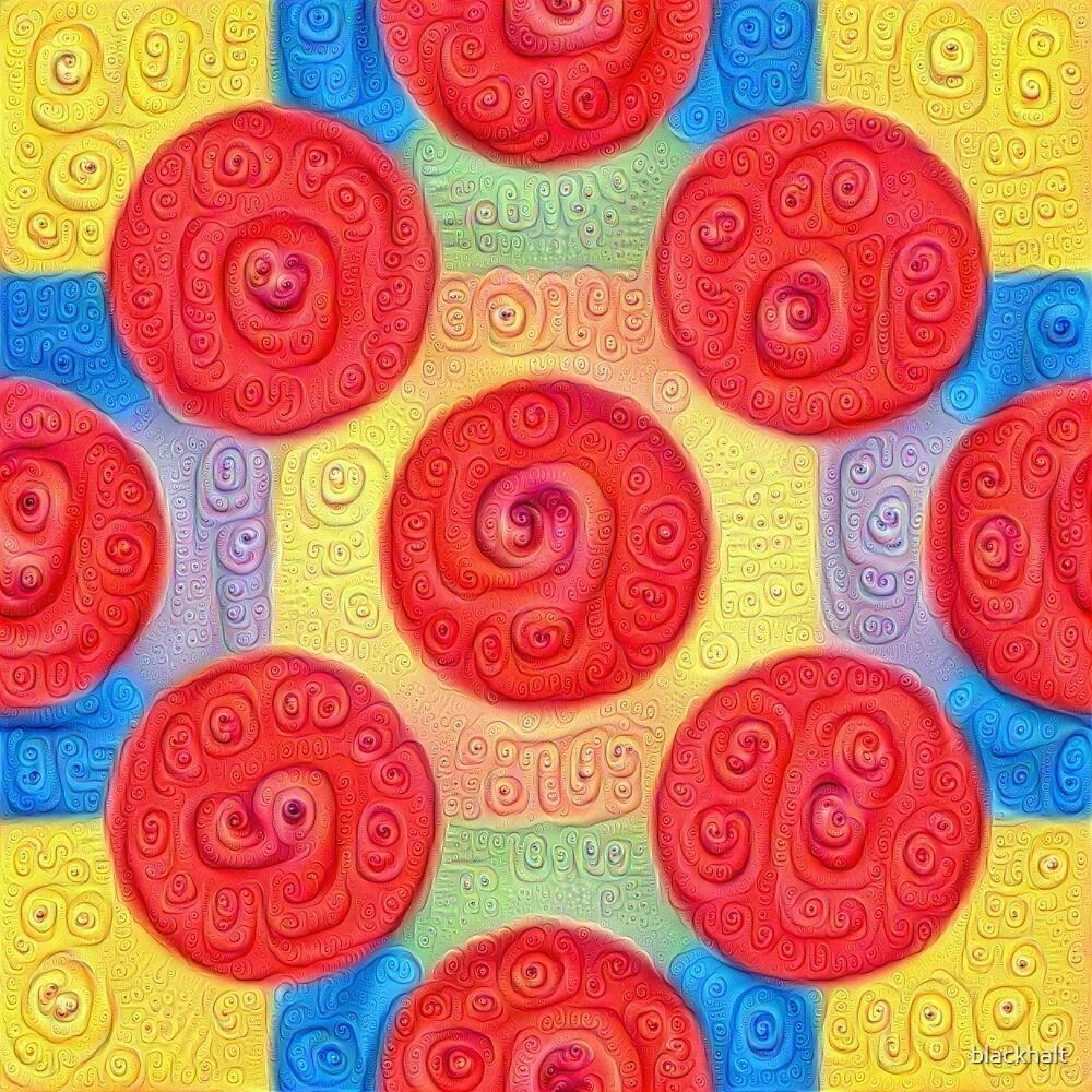 #DeepDream Color Squares and Circles Visual Areas 5x5K v1448272824 by blackhalt