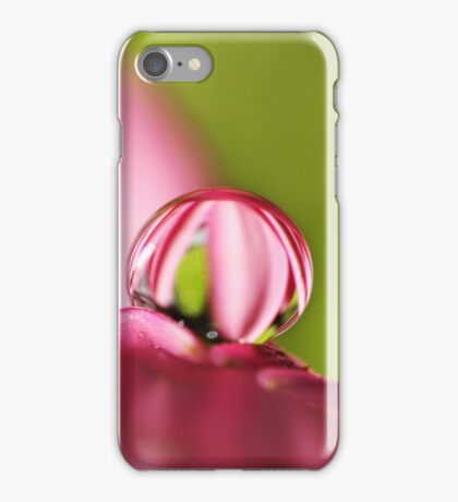 Candy Stripe with Green iPhone Case/Skin