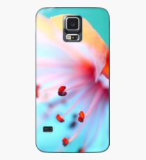 Blossom In Blue Case/Skin for Samsung Galaxy