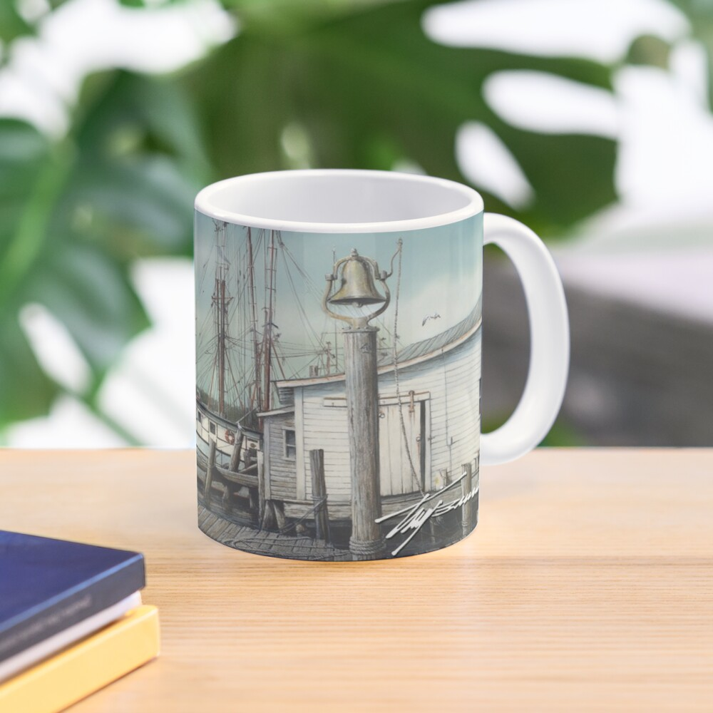 Quiet Harbor Coffee Mug Mug