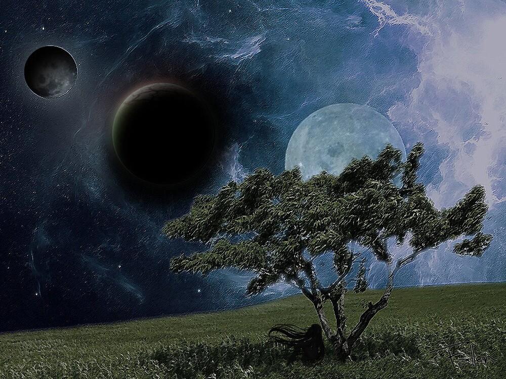 night of the moon by fallenzinho