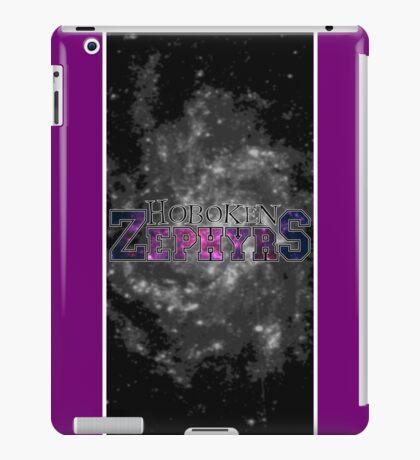 Hoboken Zephyrs iPad Case/Skin