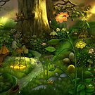 The Garden by Kundryland