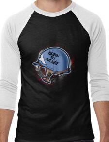 Born to Avenge Men's Baseball ¾ T-Shirt