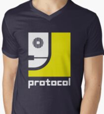 Protocol Men's V-Neck T-Shirt