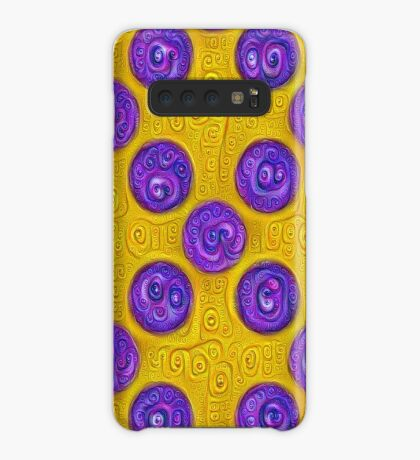 #DeepDream Color Squares and Circles Visual Areas 5x5K v1448281164 Case/Skin for Samsung Galaxy