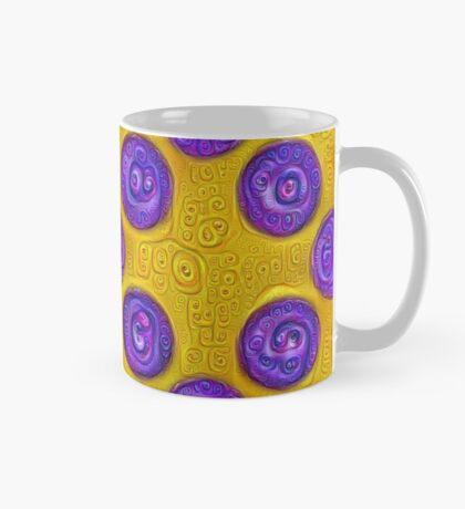 #DeepDream Color Squares and Circles Visual Areas 5x5K v1448281164 Mug