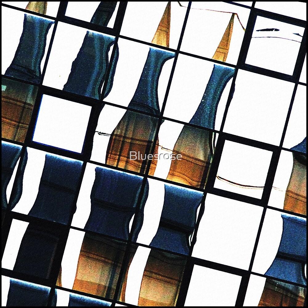 City reflections by Bluesrose