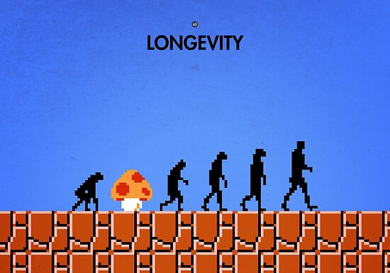 99 Steps of Progress - Longevity by maentis
