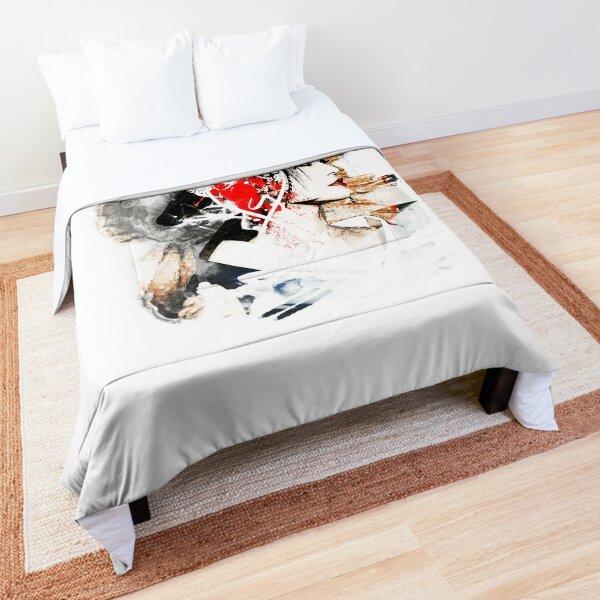 Japanese Geisha Comforter