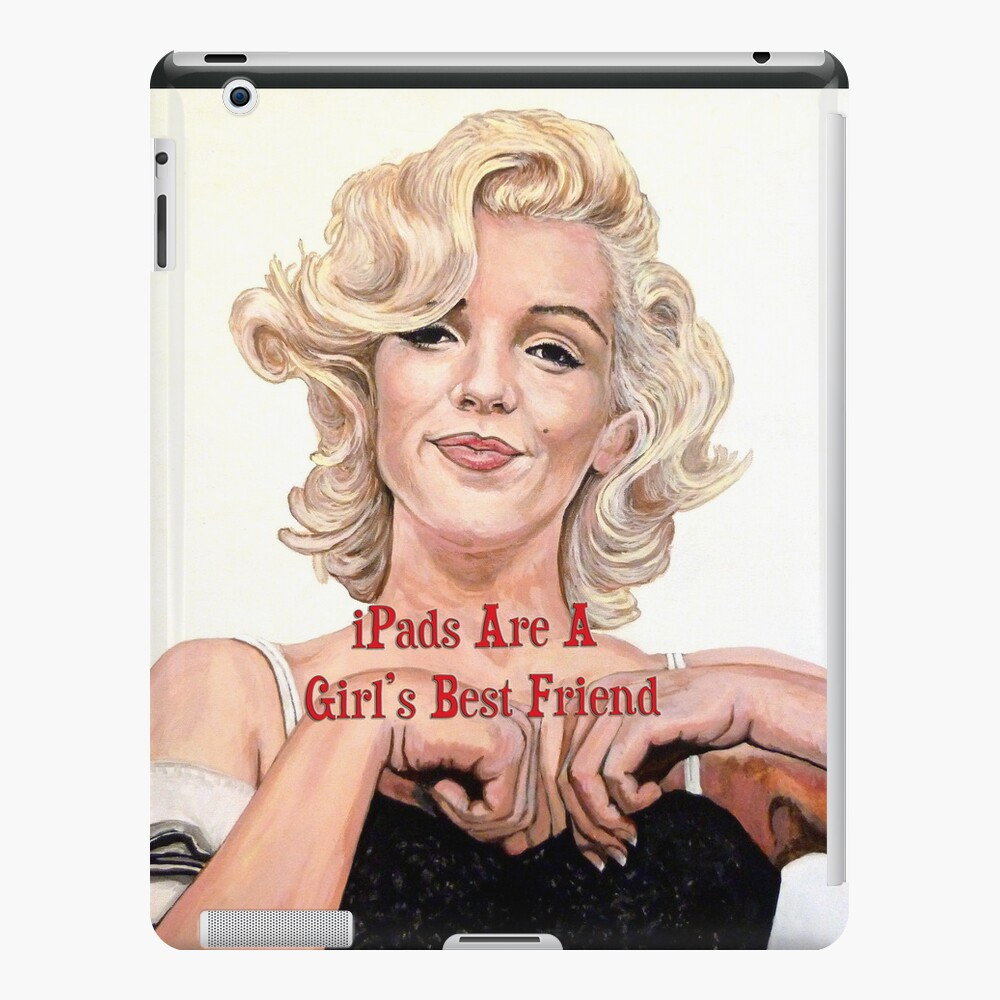 Marilyn Monroe iPad Case & Skin