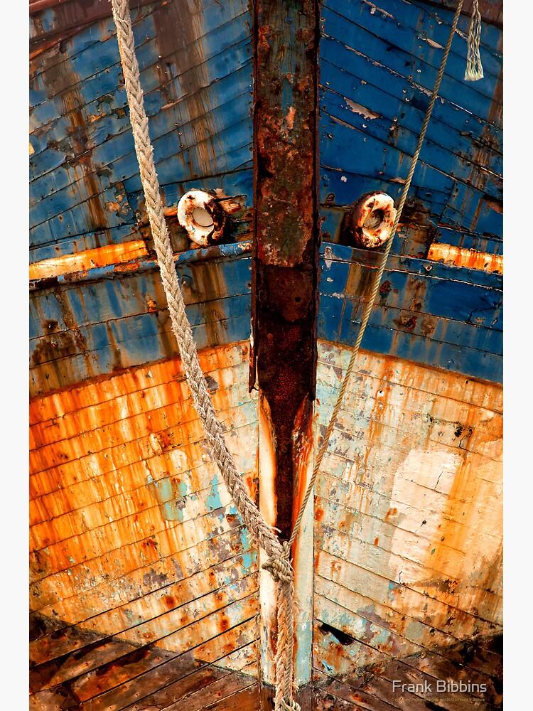 Ships Bow, Camaret sur Mer  2012 by organicman2