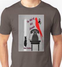 The Wind-Up Bird Chronicle, Haruki Murakami Unisex T-Shirt
