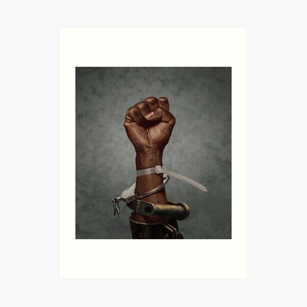 Generational Oppression Art Print