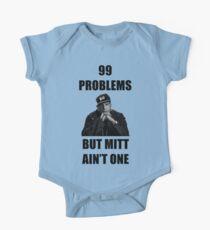 99 Problems But Mitt Ain't One (HD) One Piece - Short Sleeve