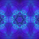 Glowing StarFlower by Susan Sowers