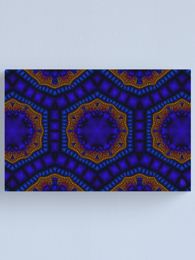 Alternate view of Cathedral Ceiling Canvas Print