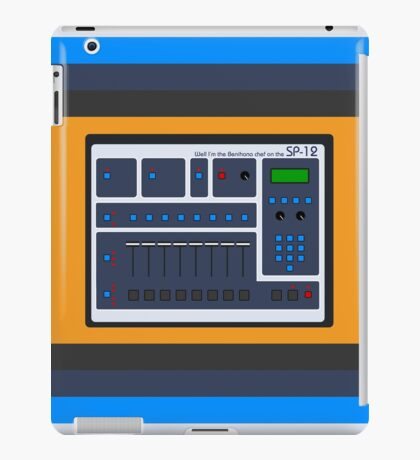 SP-12 iPad Case/Skin