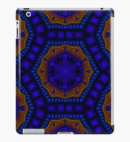 Cathedral Ceiling - Fractal Jewels Series iPad Case/Skin
