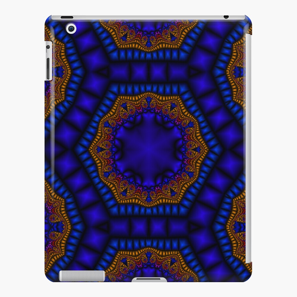 Cathedral Ceiling - Fractal Jewels Series iPad Case & Skin