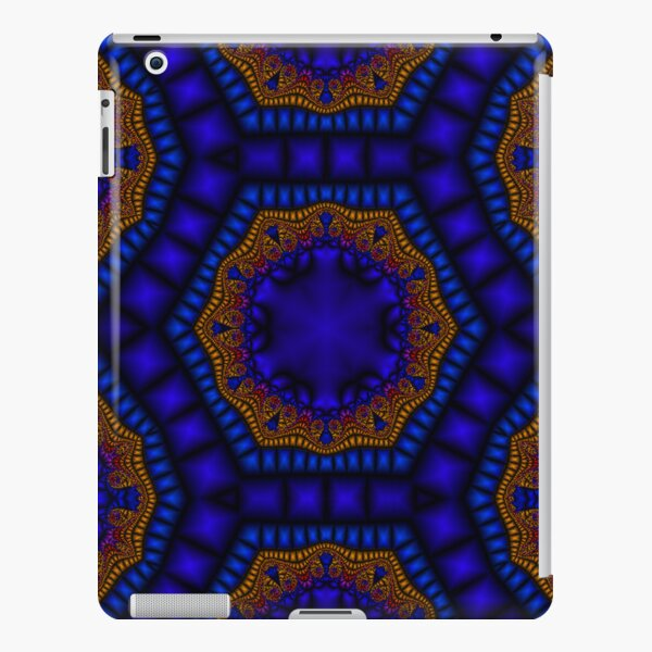 Cathedral Ceiling - Fractal Jewels Series iPad Snap Case