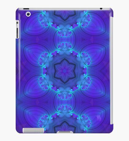 Glowing StarFlower iPad Case/Skin