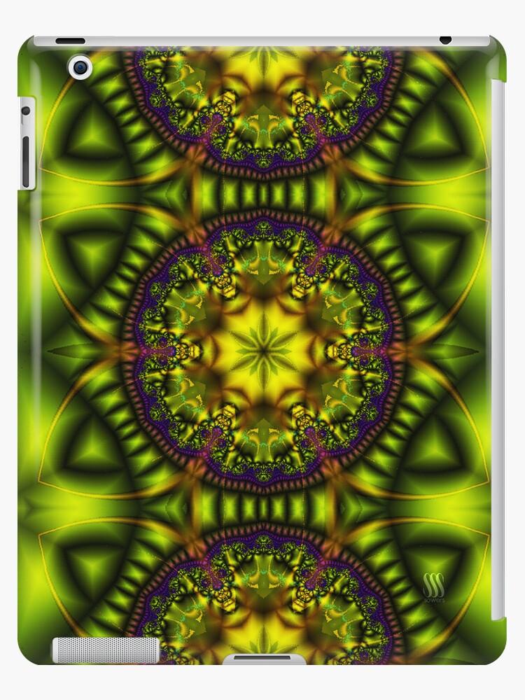 Green Lotus by Susan Sowers