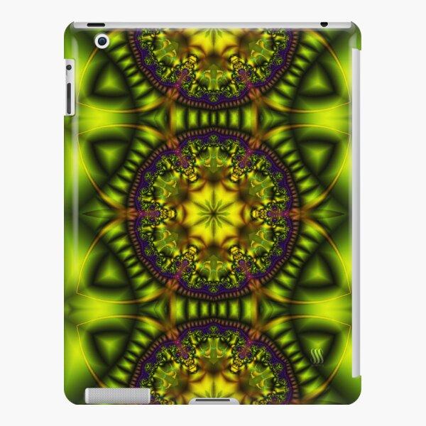 Green Lotus iPad Snap Case