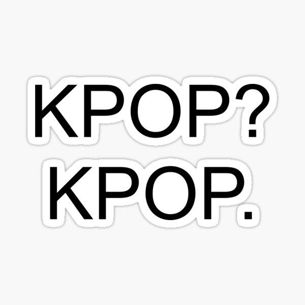 Kpop Merch Gift for Blink Fandom Love Kpop and Stan Blackpink Finger Heart /& Official Fan Colors Large Shoulder Tote Bag