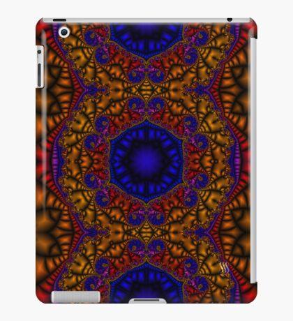 Moroccan Tile - Fractal Jewels Series iPad Case/Skin