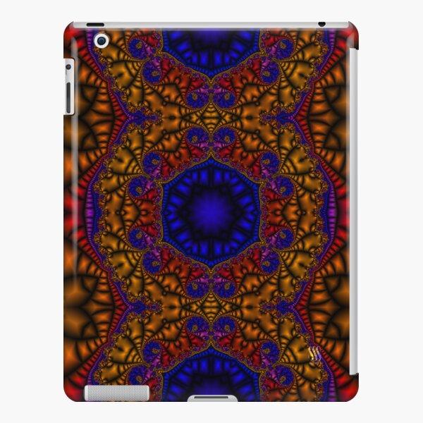 Moroccan Tile - Fractal Jewels Series iPad Snap Case