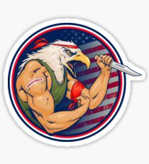 Eaglebro Sticker