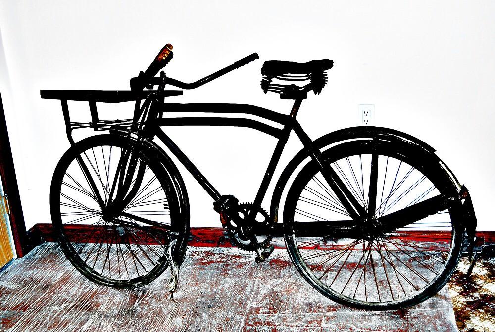 Old Bike  by JerryCordeiro