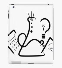 Science Fair Logo iPad Case/Skin