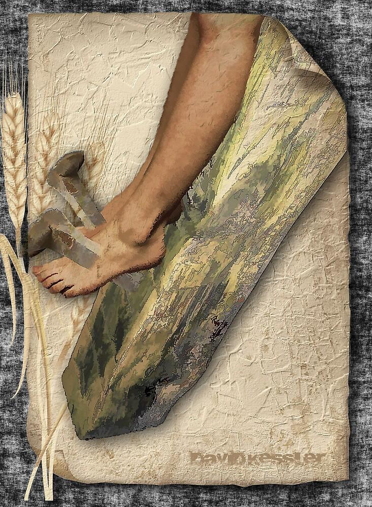 Crucifixion by David Kessler