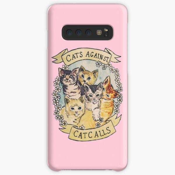 Cats Against Cat Calls ORIGINAL (SEE V2 IN MY SHOP) Samsung Galaxy Snap Case
