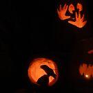 Halloween Carvings by Mellinda