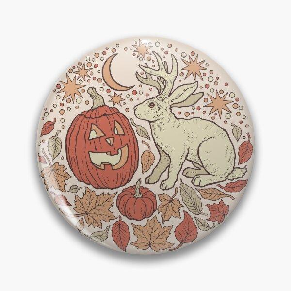 Halloween Friends | Autumn Palette Pin