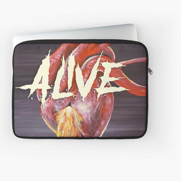 Alive artwork Laptop Sleeve