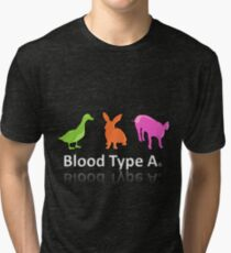 TYPE A Tri-blend T-Shirt