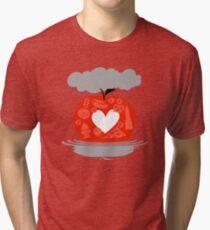 Hurricane Sandy Relief Benefit  Tri-blend T-Shirt
