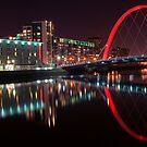 """""""Squinty Bridge"""" by Chris Cherry"""