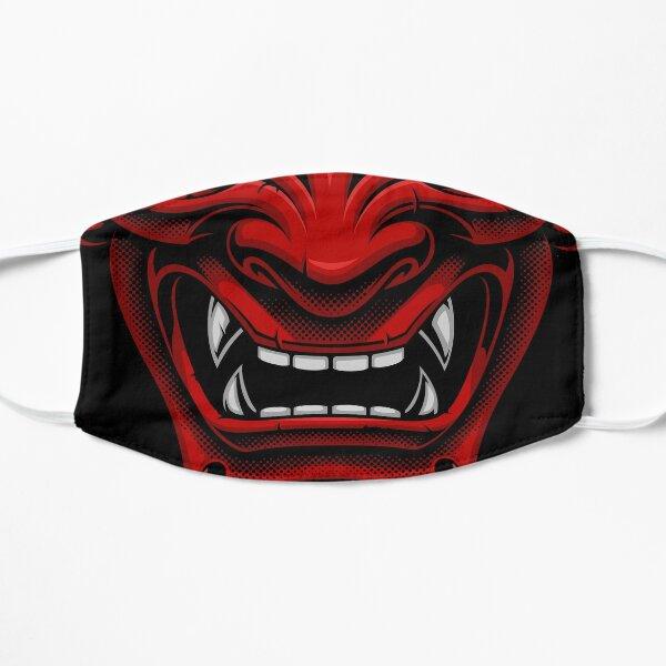 Japanese Oni Demon Mask Flat Mask