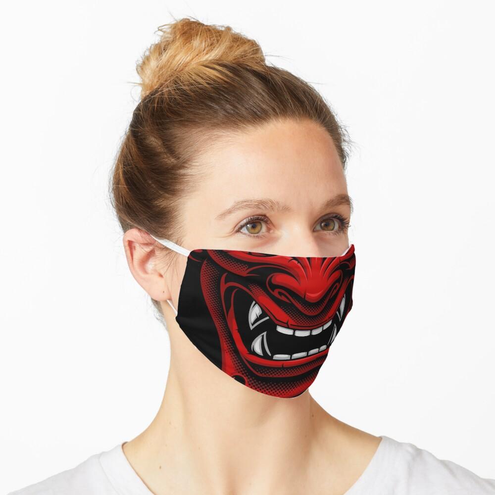 Japanese Oni Demon Mask Mask