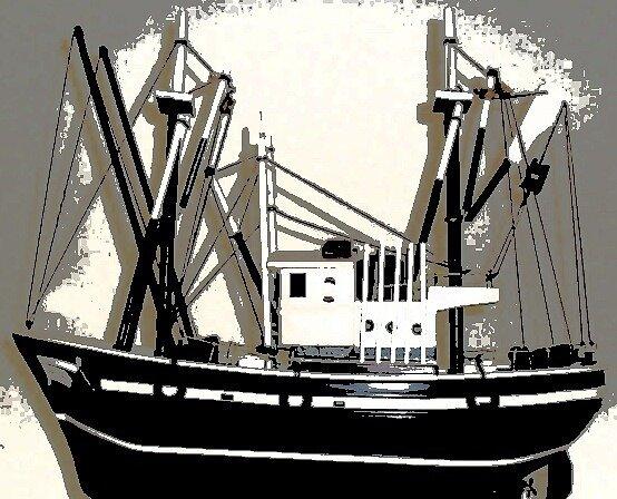 Model boat by photogenie1