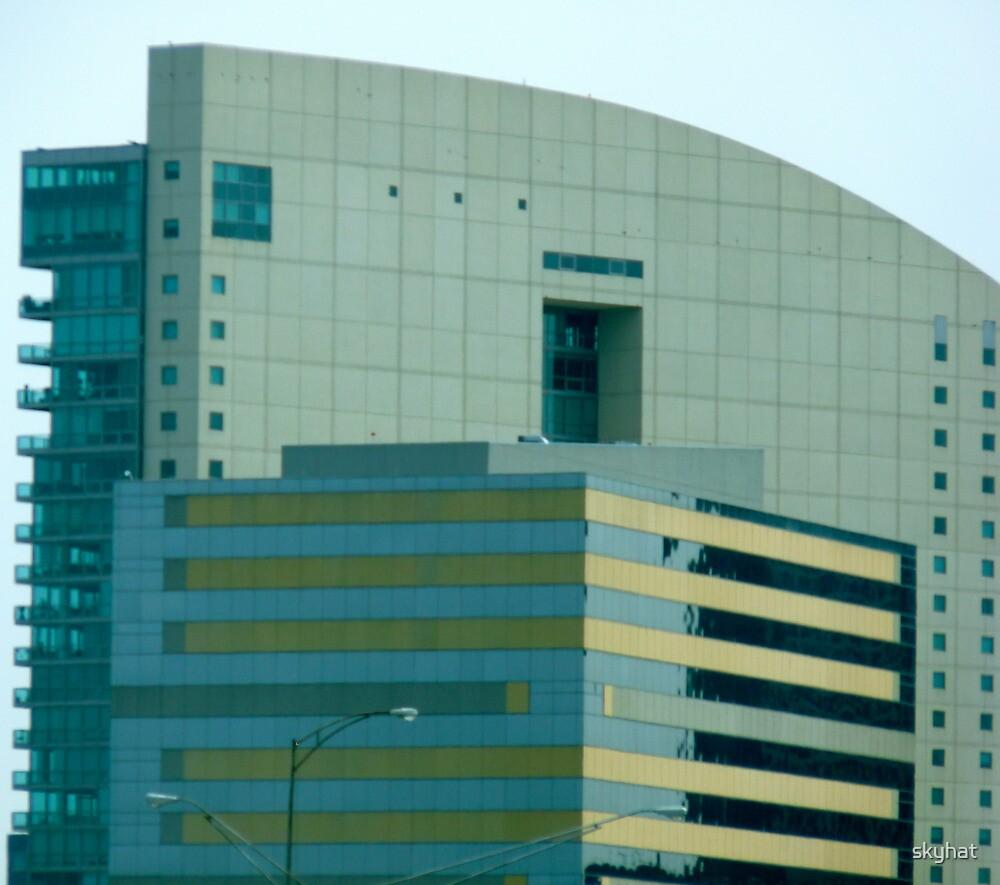 Beauty of Buildings by skyhat