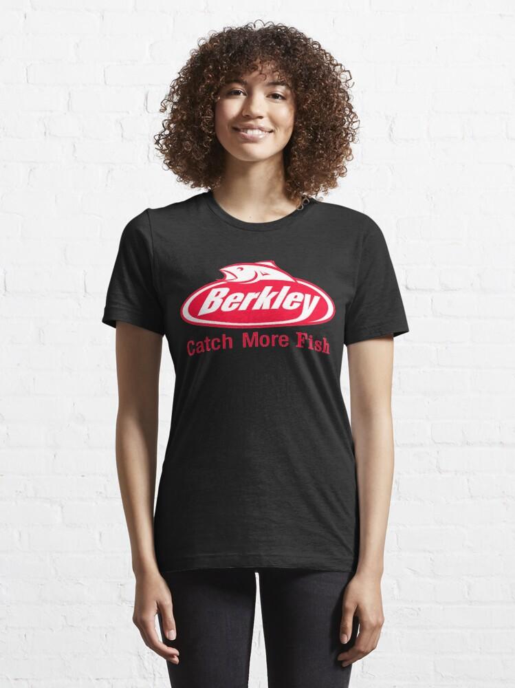 Alternate view of Berkley Fishing Symbol Essential T-Shirt