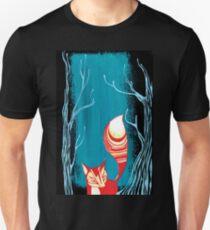 Woodland Fox Unisex T-Shirt