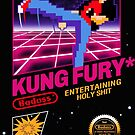 Kung Fu Retro Game by javiclodo
