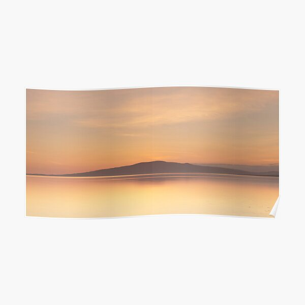 Criffel Over The Solway Poster